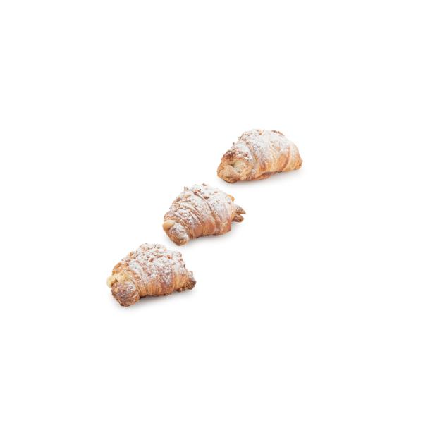 Micro Croissant Chocolate Blanco