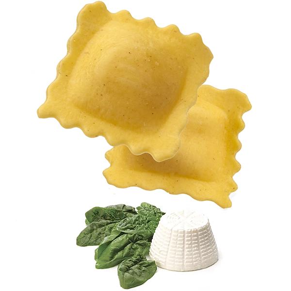 Quadroni Ricotta e Spinaci 15grs. 3x1  3Kgs